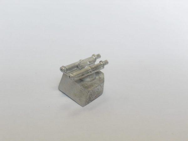 Milan compact turret