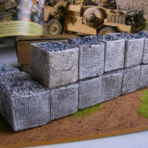 H10 pack of double height walls