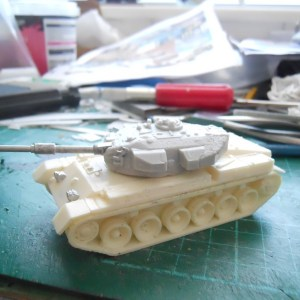 Oliphant 1A mbt