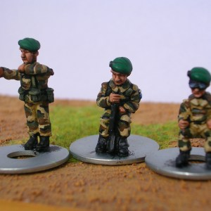 French crew for Acmatt or P4 jeep in beret's