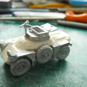 Ferret mk 1/1 armoured car