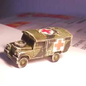 Series 3 109in Ambulance