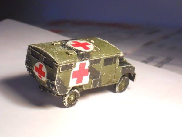 Series 3 109in Ambulance