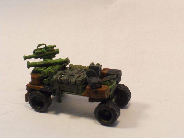 Kraka atmp & Milan A/T missile