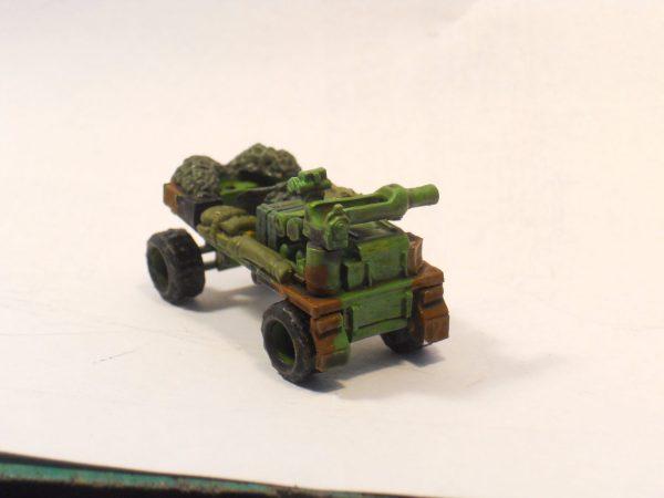 Kraka atmp & Tow A/T missile