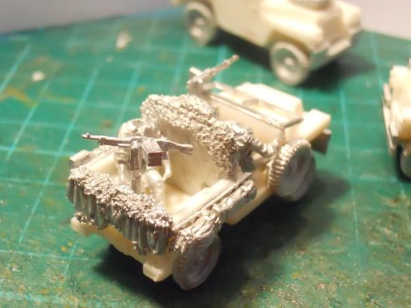 1/2ton Land Rover recce