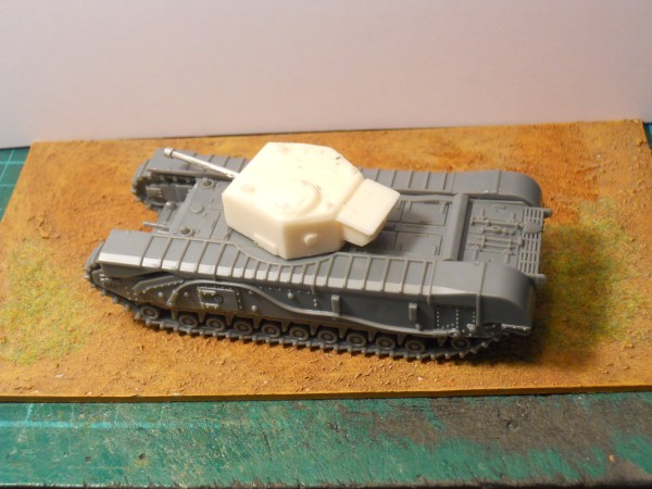Churchill mk 3 conversion kit