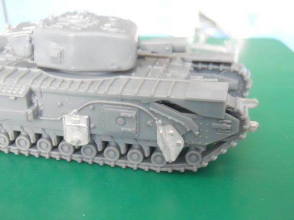 1/72 Churchill avre fittings kit