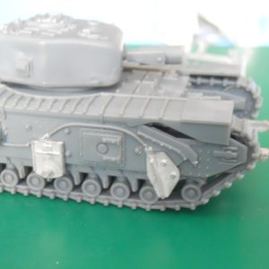 1/72 Churchill avre fittings kit