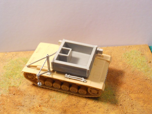 1/72 Armourfast PZ3 & arv conversion kit offer