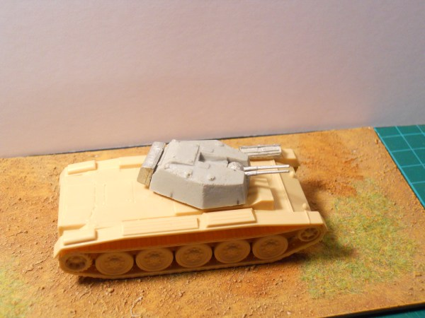 Armourfast Crusader & 1 x AA mk2 conversion kit offer