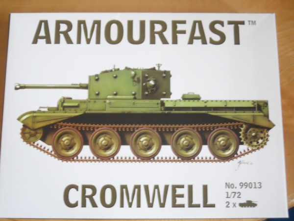 Armourfast Cromwell & 2 x camo turret offer