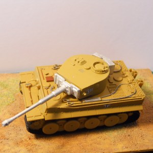 Altaya Tiger 1 conversion kit