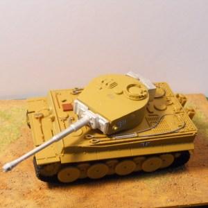 Altaya Tiger 1 conversion kit