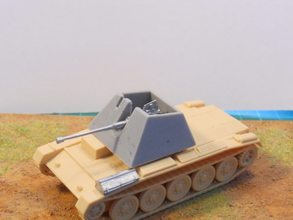 Crusader AA mk1 turret conversion kit