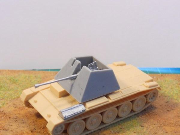 Crusader AA mk1 turret conversion kit