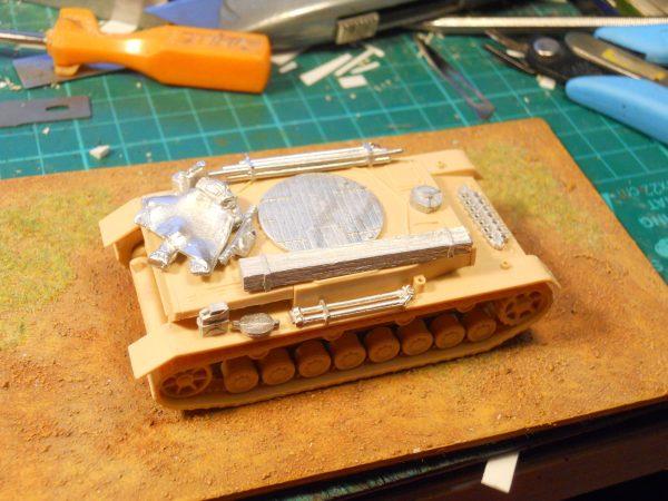 Bergpanzer 4 ARV conversion kit