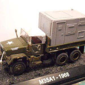 M35 2.5 ton 6x6 office pod