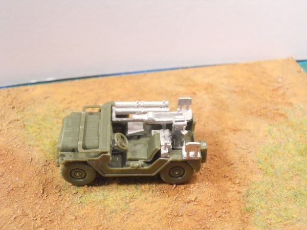 TOW ATGW conversion for the S Models MUTT
