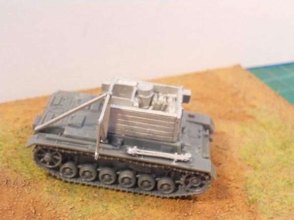 15mm PSC Panzer 3 & ARV conversion kit offer