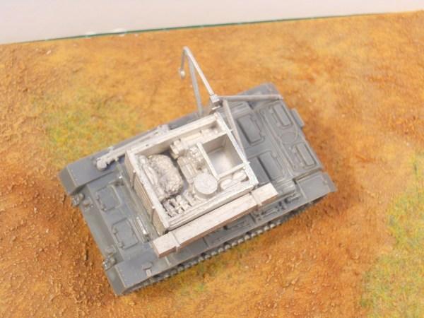 15mm Bergpanzer 3 ARV conversion kit