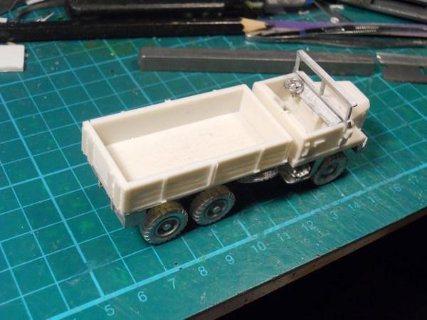 Berliet GBC 8KT 6x6 truck