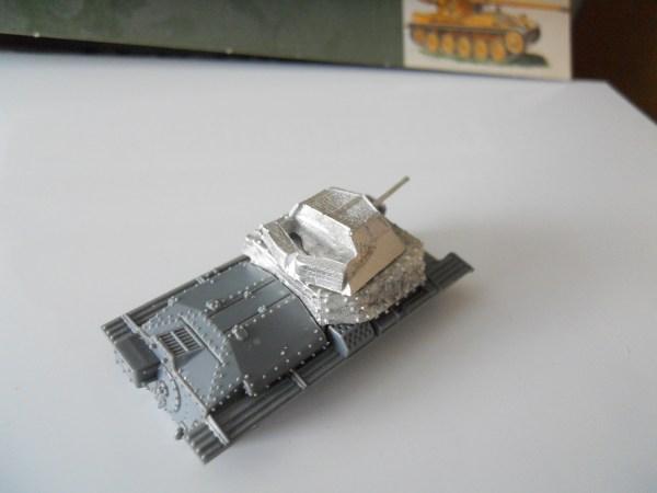 38T Recce tank conversion kit for PSC 38T