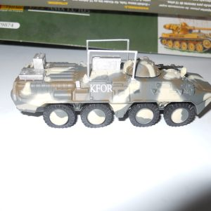 BTR 80 Command conversion