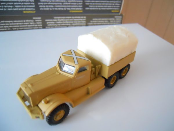 Diamond T (tank transporter) rear body tilt