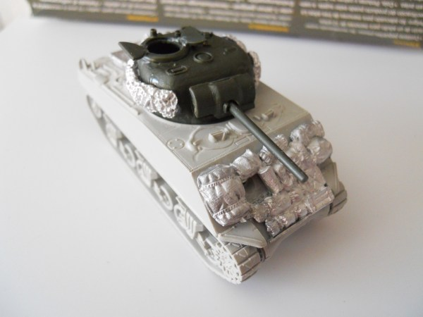1/72 Late hull M4, M4A2 & M4A3 stowage (Twin pack)