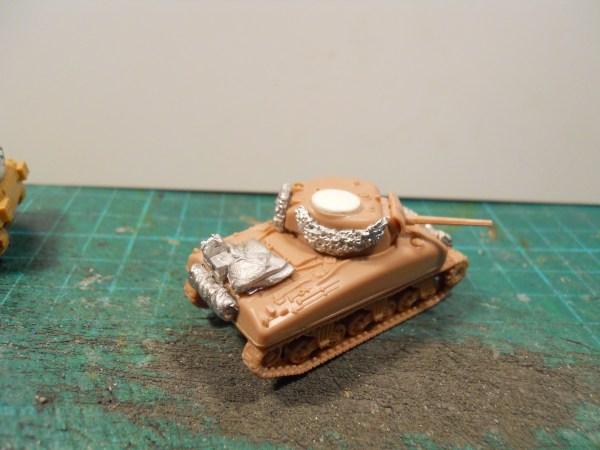 15mm M4 Sherman stowage (single)
