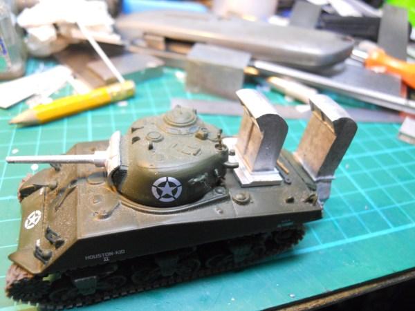 M4 Sherman deep wading trunks