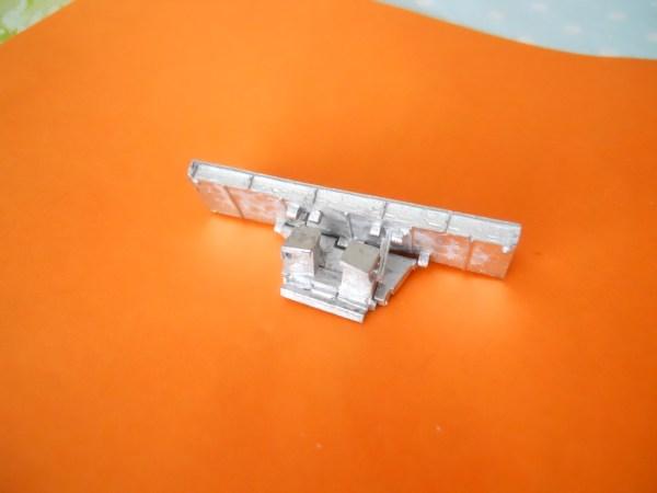 Centurion or Chieftain dozer blade conversion