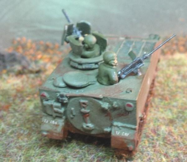 M114 APC & HMG
