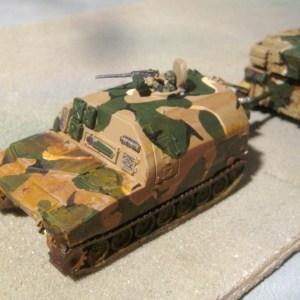 M992 FAASV Artillery supply vehicle