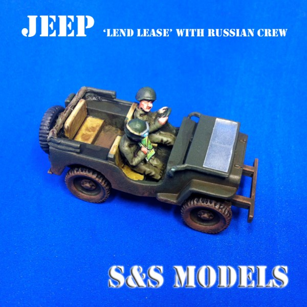 Jeep basic model