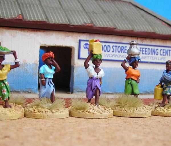 African civilians