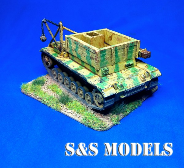 1/72 Armourfast Stulg33b & arv conversion offer