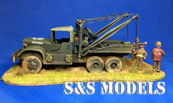 Diamond T M969 Wrecker