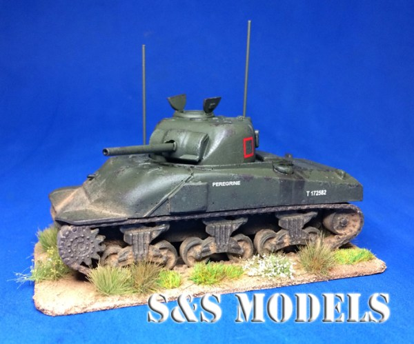 M4 Sherman hybrid hull conversion