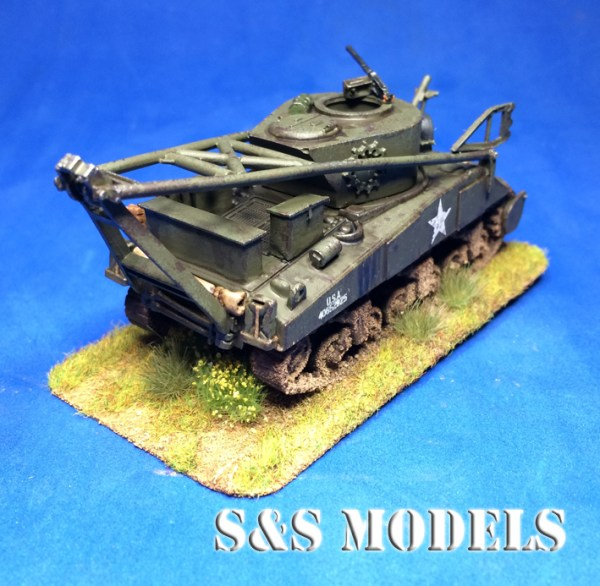 1/72 M32 TRV (ARV) conversion kit