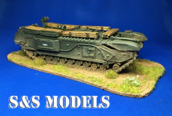 1/72 PSC Churchill x2 and arv x2 conversion offer