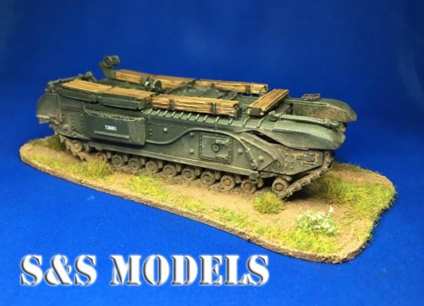 Churchill arv mk1 conversion kit