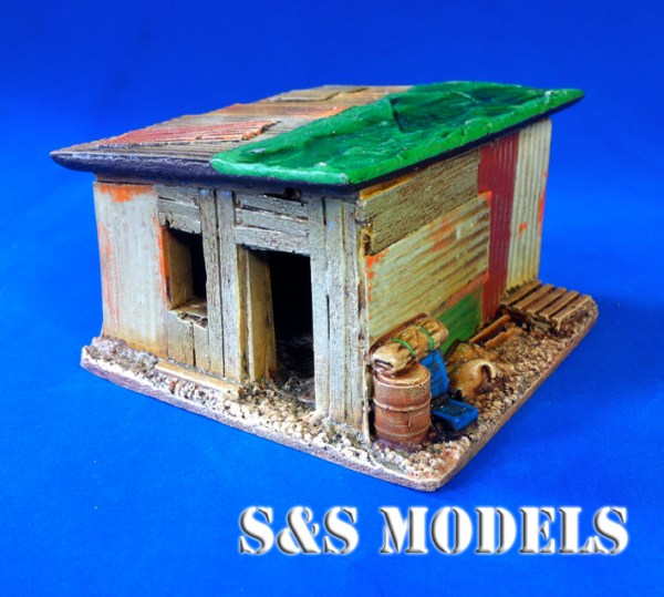 Shanty shacks (Single)