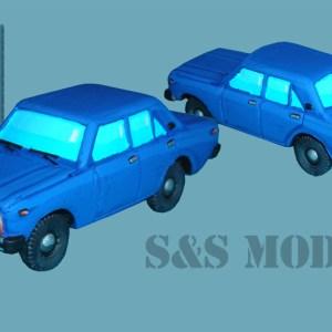 Lada Riva car x 2 (Seconds)
