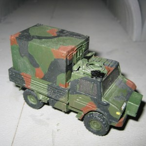 1/72 Post war German vehicles