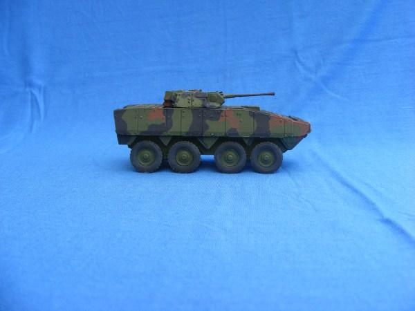 KTO Rosomak 8x8 apc (Patria AMV)