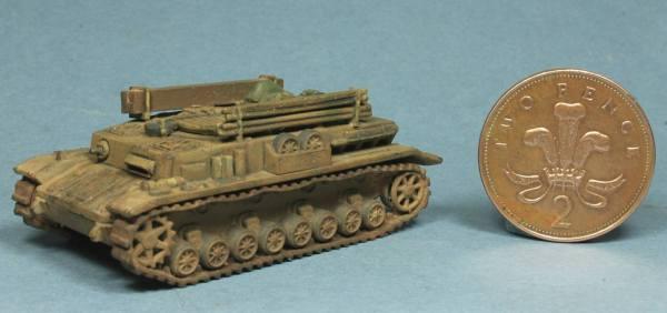 15mm Bergpanzer 4 ARV conversion kit