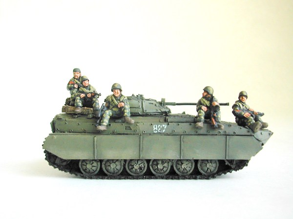 Bmp-Btr riders pack of 6