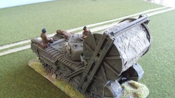 1/72 PSC Churchill AVRE & bobbin conversion kit offer